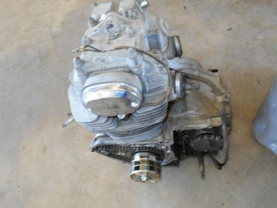 Buy honda sl350 sl 350 parts engine motor cylinders camshaft 1969 69 1970 71 72 73 motorcycle in Arthur, Illinois, US, for US $289.00