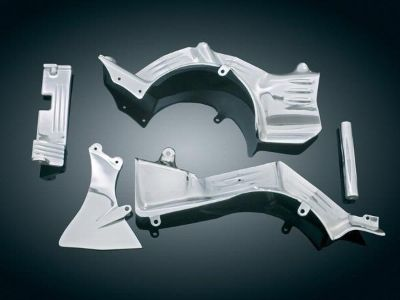 Buy Kuryakyn Engine Case Covers For 2002-2008 Honda VTX1800 7704 motorcycle in Ashton, Illinois, US, for US $179.99