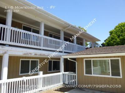 2 Bedroom Apartment in Monterey, Ca 93940