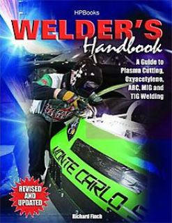 Buy HP Books 1-557-885133 Book: The Welder's Handbook Author: Richard Finch motorcycle in Delaware, Ohio, United States, for US $18.65
