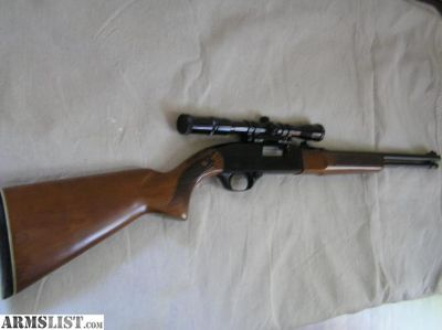 For Sale: Winchester Model 190 .22cal with Scope