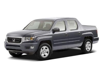 2009 Honda Ridgeline RT (Gray)