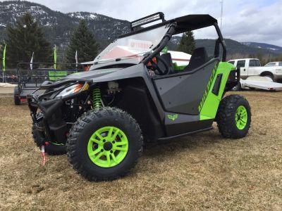 2018 Textron Off Road Wildcat Trail LTD Sport-Utility Utility Vehicles Sandpoint, ID