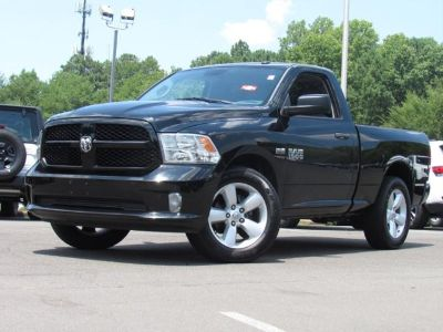 2013 RAM RSX Tradesman (Low Vol Black Clear Coat)
