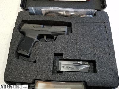 For Sale/Trade: SIG P365