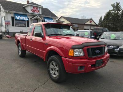 2004 Ford Ranger XLT (Red)