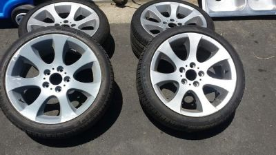 3 series BMW wheels and tires