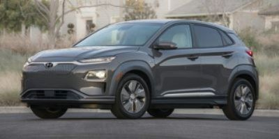 2019 Hyundai Kona EV Ultimate (Sonic Silver w/Black Roof)