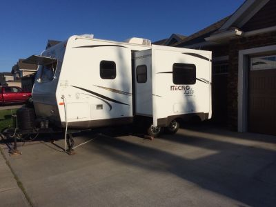 2014 Forest River FLAGSTAFF MICRO LITE 21FB