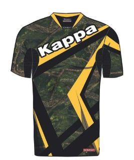 Sell Can-Am Kappa Combat Tech Short Sleeve Jersey - Vert/Yellow motorcycle in Sauk Centre, Minnesota, United States, for US $44.99
