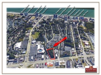 Chapman Tract-1.52 Acres-Land For Sale-North Myrtle Beach-Keystone Commercial Realty