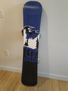 """snowboard for female 5'2"""" to 5'3"""""""