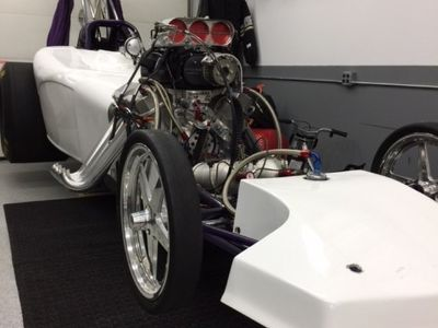 "110""Alky Funny Race Car Chassie"