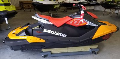 2018 Sea-Doo Spark 2up Trixx iBR 2 Person Watercraft Afton, OK