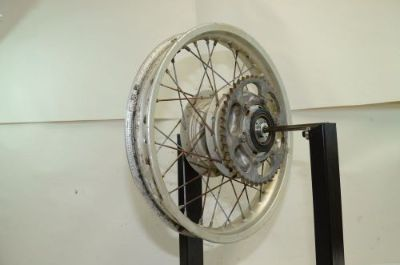 "Buy Honda XL350 1974 Rear Wheel and Sprocket 18"" motorcycle in Fort Worth, Texas, United States, for US $79.00"
