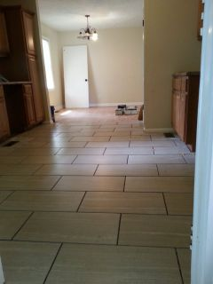 PROFESSIONAL LAMINATE AND TILE INSTALLATION