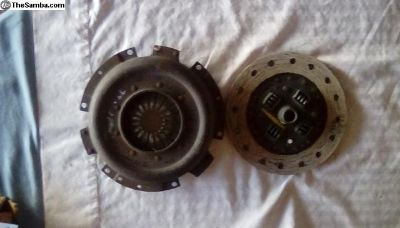 VW TYPE II CLUTCH PRESSURE PLATE CLUTCH 215mm
