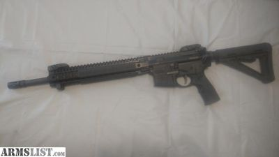 For Sale/Trade: Daniel Defense m4v5 with extras