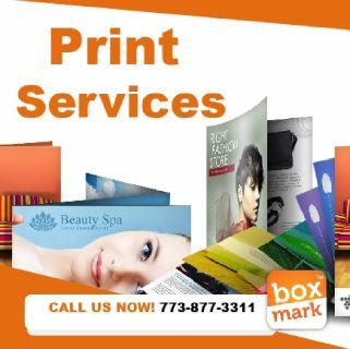 Print Services Chicago il  | Boxmark
