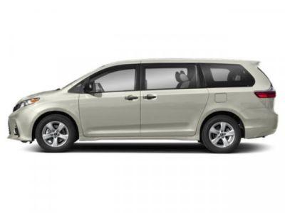 2019 Toyota Sienna Limited Premium (Blizzard Pearl)