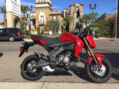 2018 Kawasaki Z125 Pro Sport Motorcycles Marina Del Rey, CA
