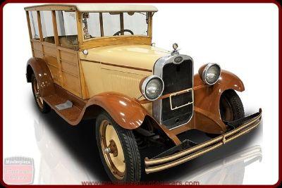 1928 Chevrolet Depot Hack Woody