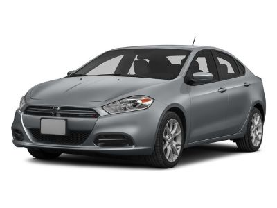 2015 Dodge Dart SXT (Bright White Clearcoat)