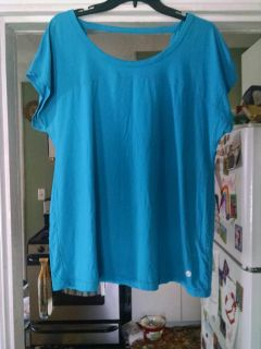 Livi Active workout top(Lane Bryant)... Size 14/16... Like new!!