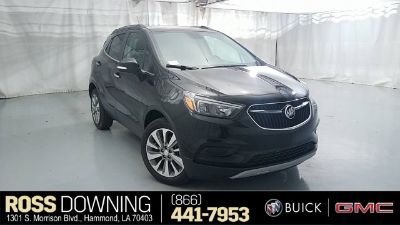 2019 Buick Encore Base (Ebony Twilight Metallic)
