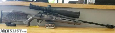 For Sale: Winchester XPR - scope, stock etc.