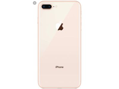 iPhone 8 Plus with two cases