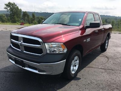 2018 RAM 1500 Tradesman (Bright Red)