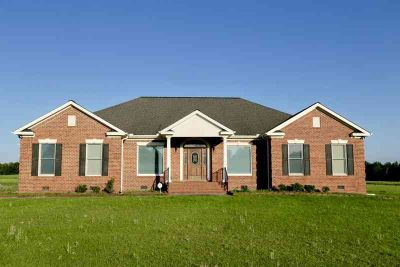 507 Jerusalem Branch Road Salley Three BR, Beautiful all-brick