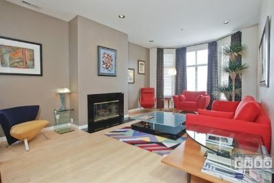 $7400 3 townhouse in Lower Nob Hill