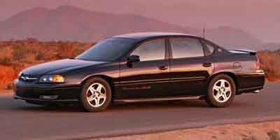 2004 Chevrolet Impala SS Supercharged (Black)