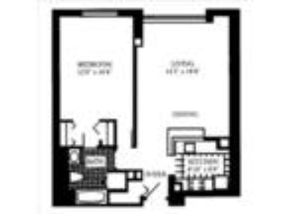 This great One BR, One BA sunny apartment is located in the area on Summer St.