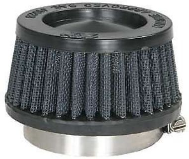 Sell Racing Flame Arrestor - Single Flange - Black K&N Engineering 59-2046 motorcycle in Hinckley, Ohio, United States, for US $64.76