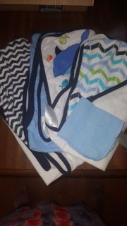 Baby Towels and wash clothes