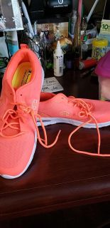 Feather light champion memory foam shoes