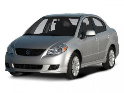 2008 Suzuki SX4 Sport (Gray)