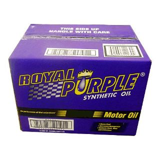 Purchase Royal Purple 01021 XPR Race Racing Synthetic Motor Oil 5W30 Case of 12 Quarts motorcycle in Suitland, Maryland, US, for US $229.99