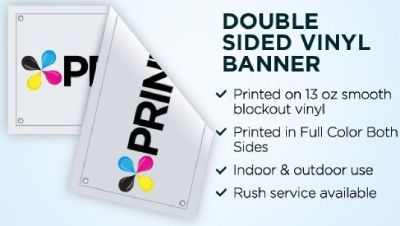 Market Your Store and Brand with Banner Printing from PrintPapa