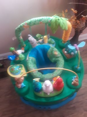 Child ExerSaucer by Evenflo