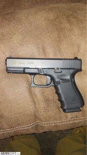 For Trade: Glock 23 gen 4
