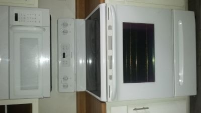 Frigid aire microwave