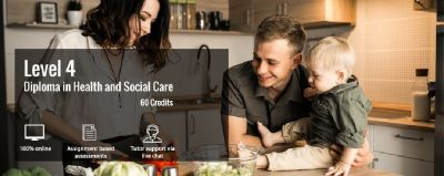 Level 4 Diploma in Health and Social Care