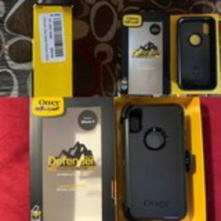 *Brand New* OTTERBOX Defender Series Screenless Edition Case (Black) for iPhone X/Xs