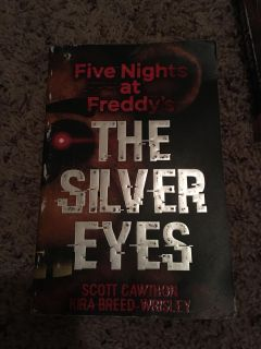 Five Nights at Freddy s Book