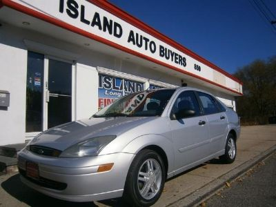 2003 Ford Focus SE (Silver)