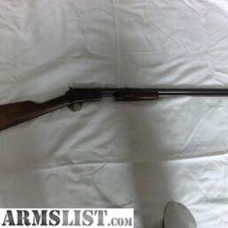 For Sale: Marlin 22 Cal. No. 29-N, #1004 Vintage Pump Rifle, Original, Excellent Condition
